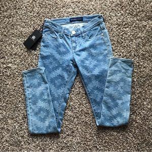 NWT Size 0 Rock & Republic Skinny Jeans